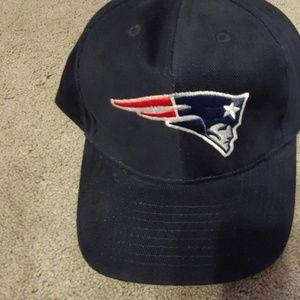 NE Patriots BASEBALL HAT.  ADJUSTABLE
